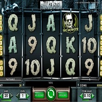 Frankenstein gokkast