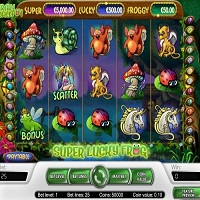 Super Lucky Frog Gokkast